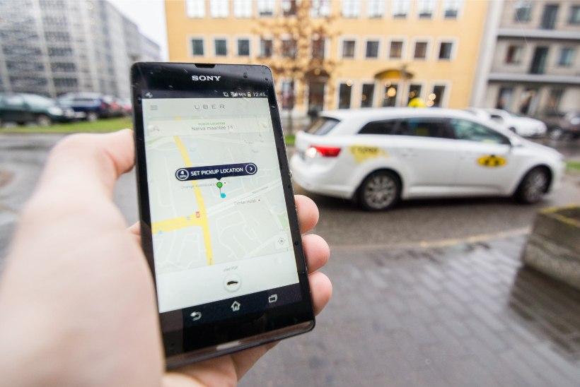 """""""Kui taksojuht teeks oma tööd ametlikult, siis elaks ta halvemini kui kodutu"""""""