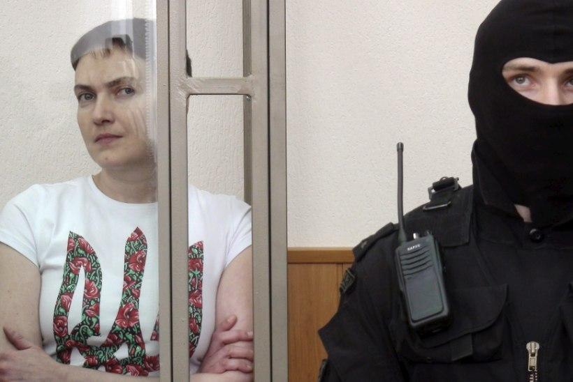 Porošenko ja Putin rääkisid Savtšenkost