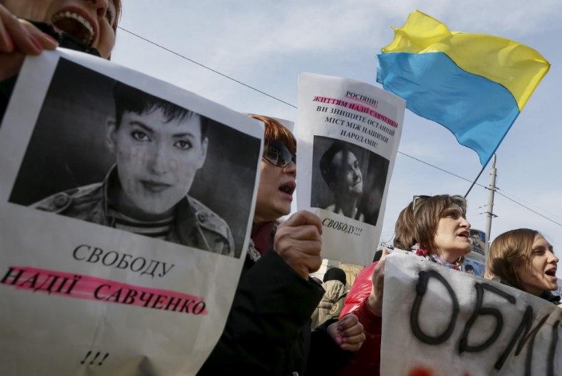 Ka Eesti on koostamas musta nimekirja seoses Savtšenko vangistamisega