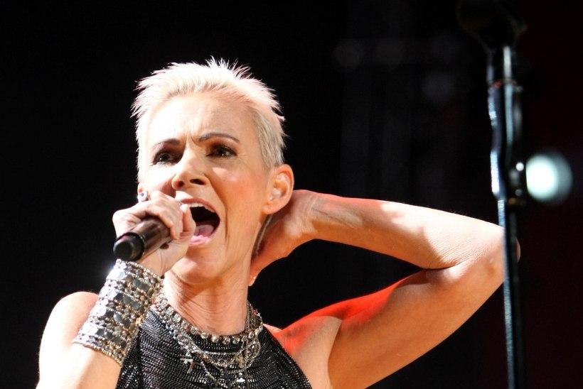 """Haigusega võitlev Roxette'i lauljanna: """"Minu tuurid on tuuritatud."""""""