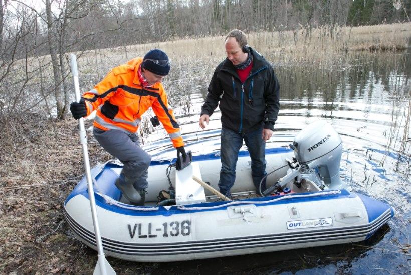 ÕHTULEHE VIDEO   Kaldal kaua seisnud auto äratas tähelepanu – tuli välja, et kalamees on juba nädal otsa kadunud!
