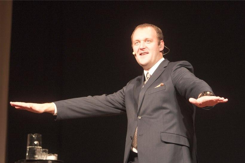 """Hendrik Normann: """"Nalja mõistmine võib määrata inimese saatuse."""""""