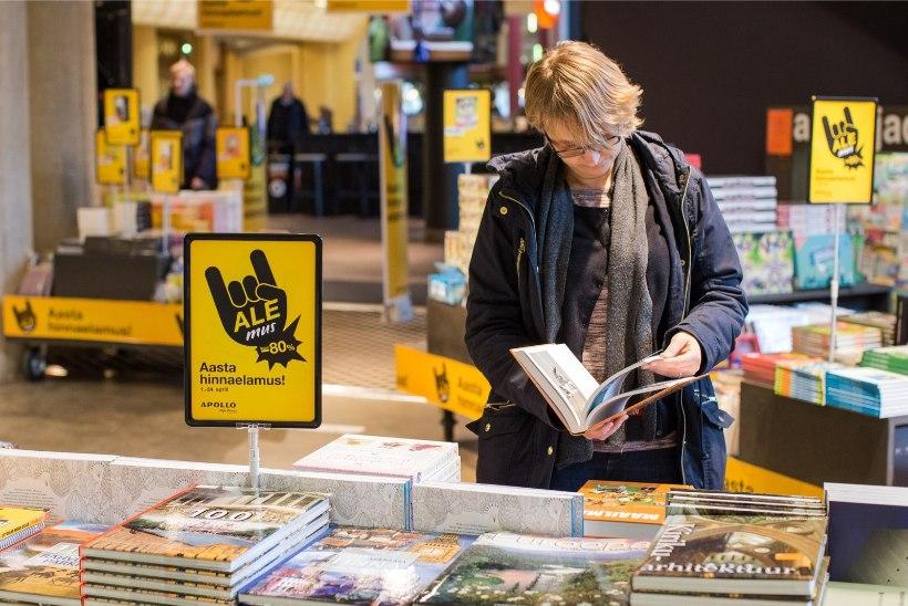 Soodusmüügid – kas päästerõngas seisma jäänud raamatutele?