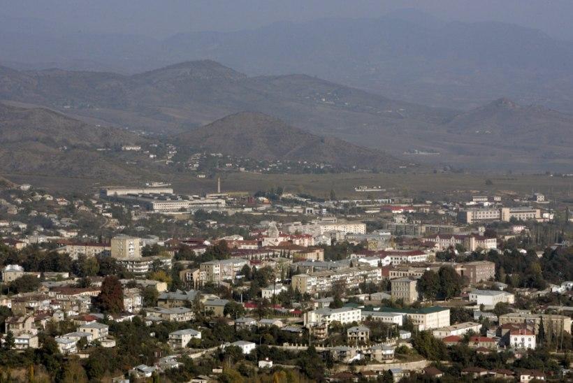 Mägi-Karabahhis puhkesid lahingud