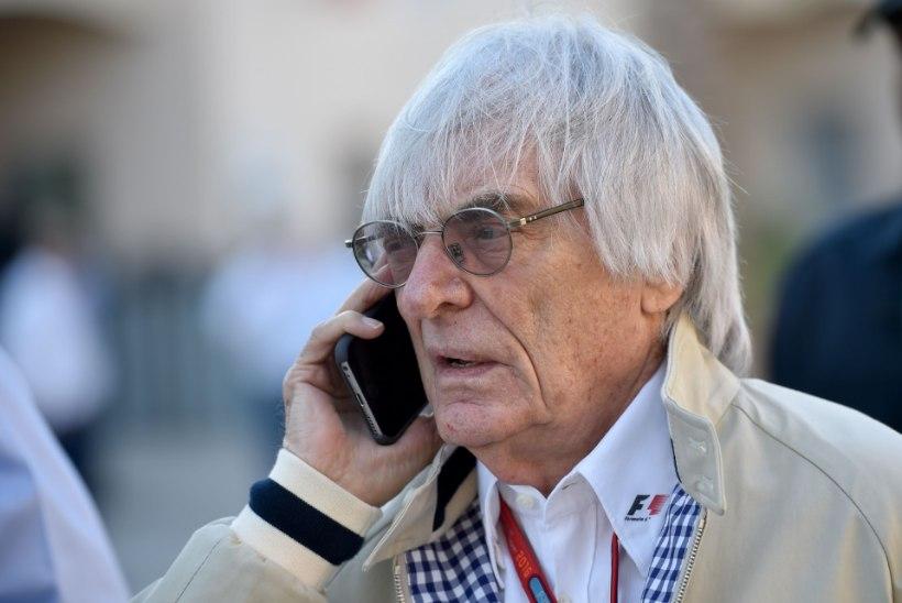 OH, BERNIEKENE! F1 bossi Ecclestone'i seksistlik sõnavõtt nörritas naispiloote