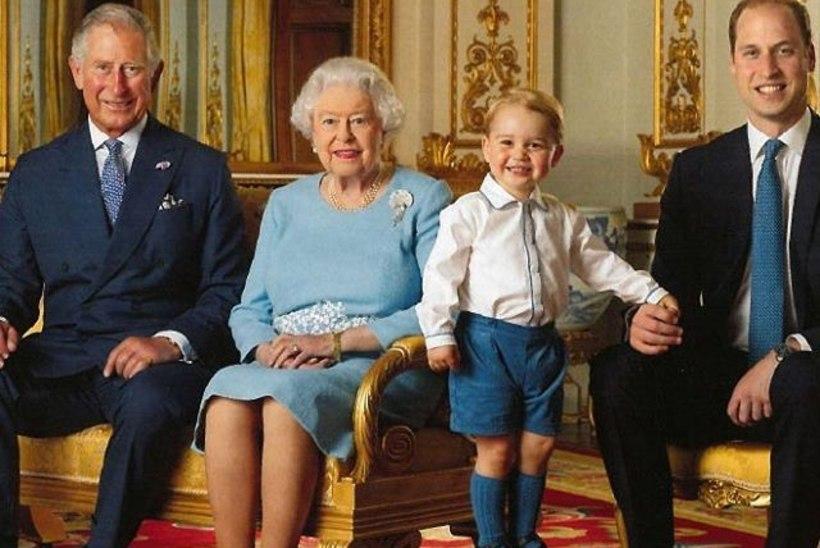PILTUUDIS | Briti kuningakoda avaldas kuninganna Elizabeth II sünnipäeva auks imearmsa perefoto