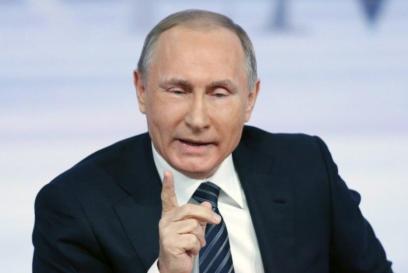 Albright: Putin on tark, kuid tõeliselt kuri inimene