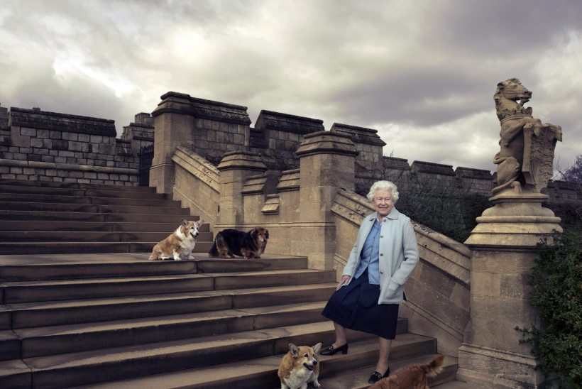 """""""Elizabeth II pole kunagi naeruväärne. Ta on veatu!"""""""
