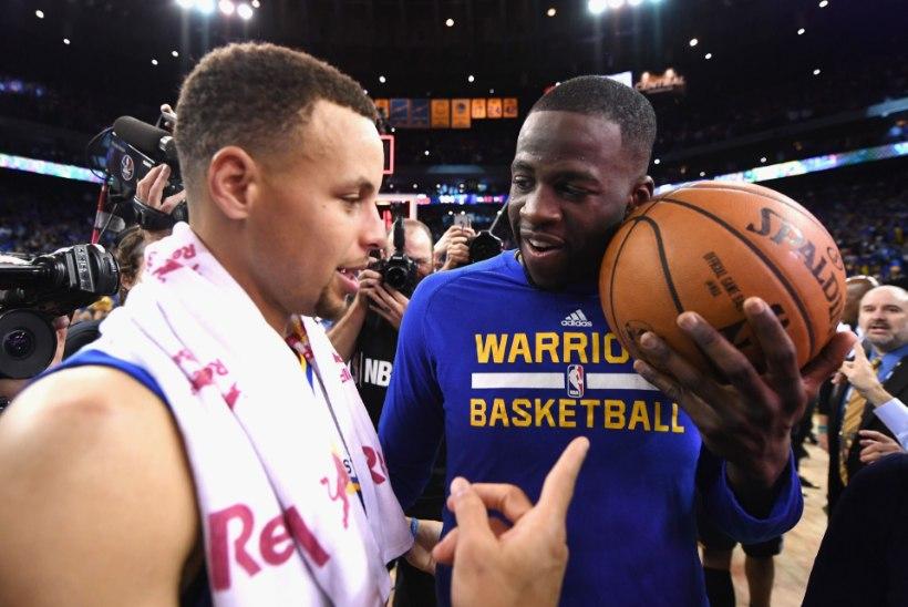 Henry Rull   Kas Stephen Curry on ikka Warriorsi A ja O?