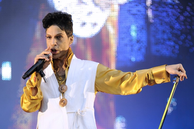 Pilguheit multitalent Prince'i kirevale elule