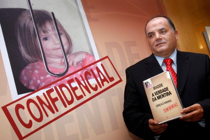 EKSUURIJA: Kate ja Gerry McCann varjavad väikese Maddie surma