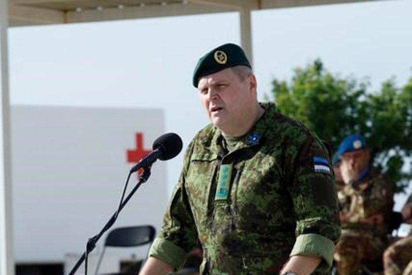 FOTOD | Kaitseväe juhataja Liibanonis: veteranipäev on jõudnud inimeste südamesse