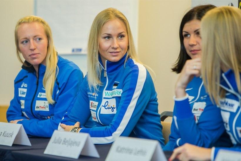 Kõik vehklejannad jõudsid Rio olümpia testvõistlusel põhiturniirile, Novosjolov mitte