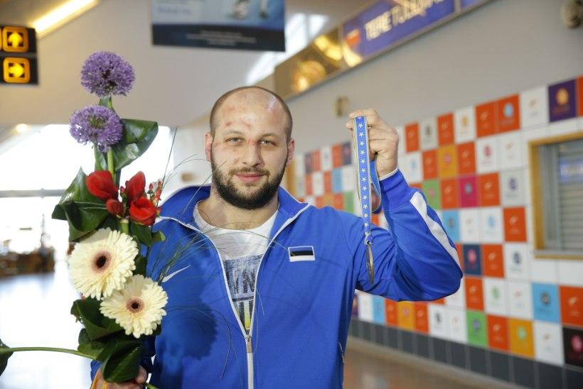 Kas EM-medal toob judokatele lõpuks profitöö tingimused?
