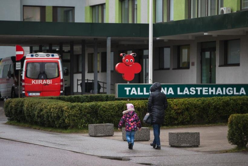 GALERII | Vaata, kuidas möödus Tallinna Lastehaigla ja Regionaalhaigla kriisiõppus