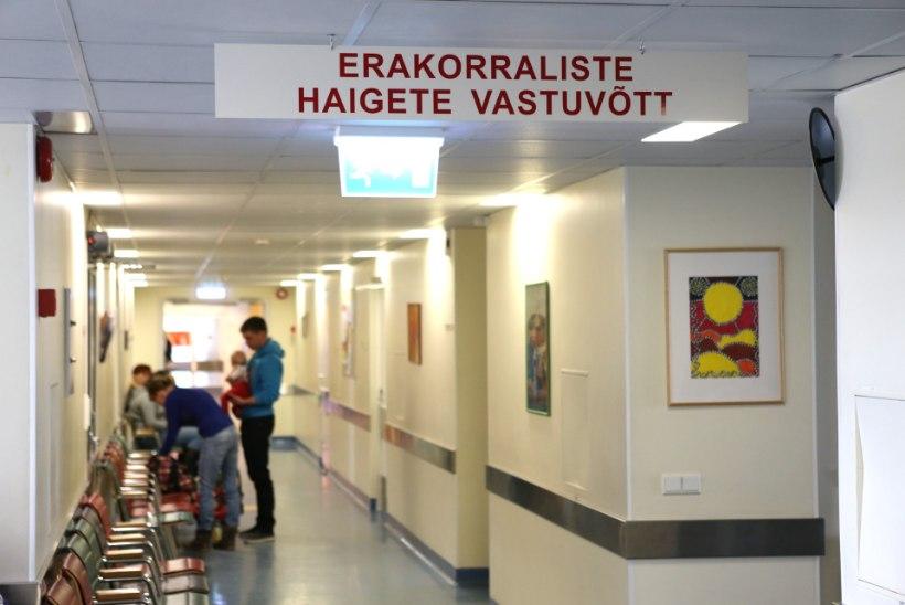 Tähelepanu! Tallinna lastehaiglas toimub täna kriisiõppis masskannatanutega
