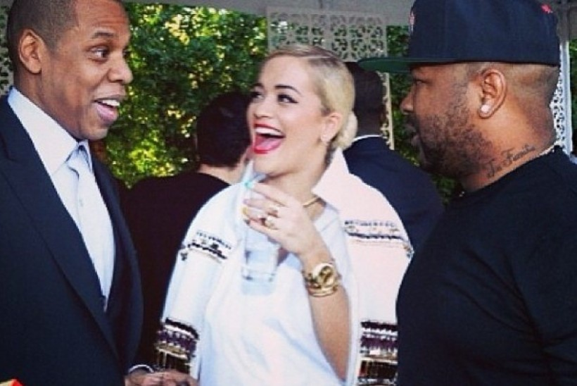 Fännid spekuleerivad: Jay Z pettis Beyoncé'd Rita Oraga