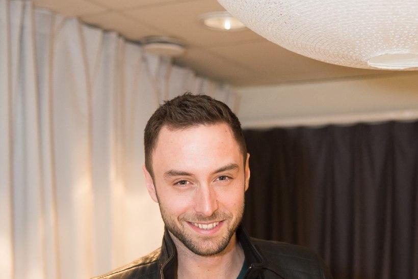 ÕHTULEHE VIDEO | Måns Zelmerlöw: mind paluti Eurovisioni õhtujuhiks samal õhtul, kui ise võitsin