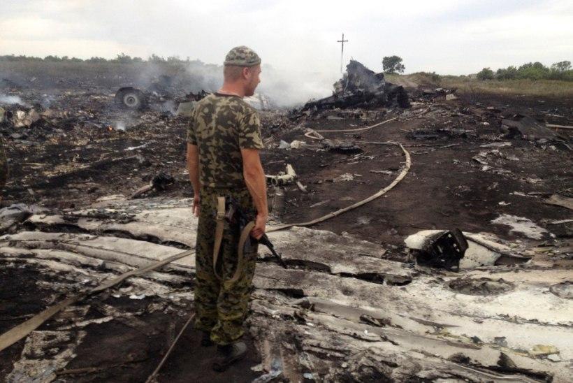 MH17 hukk kütab taas kirgi