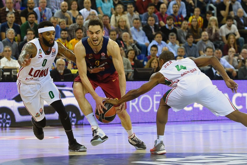 MILLINE PIDU! Krasnodar purustas Barcelona ning jõudis Euroliigas poolfinaali