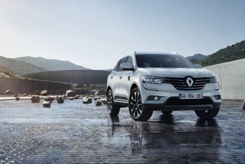 Uus Renault Koleos