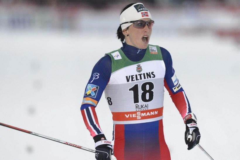 Marit Björgen jäi treenerist ilma, kuid ähvardab konkurentidele uuel hooajal tuule alla teha