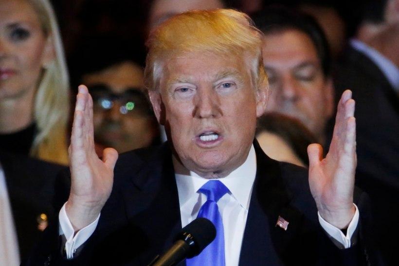 Trump: Hillary Clintonist saaks kohutav president