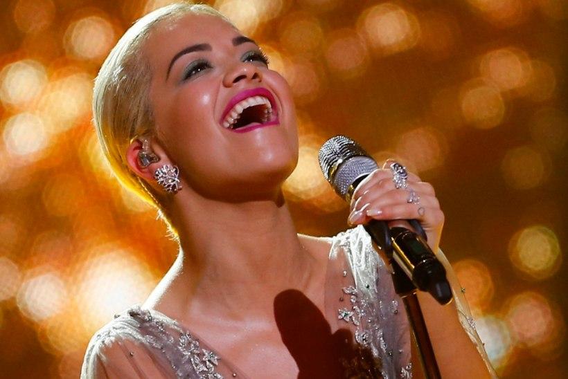 Rita Ora ja Rachel Roy: me pole Jay Z armukesed!