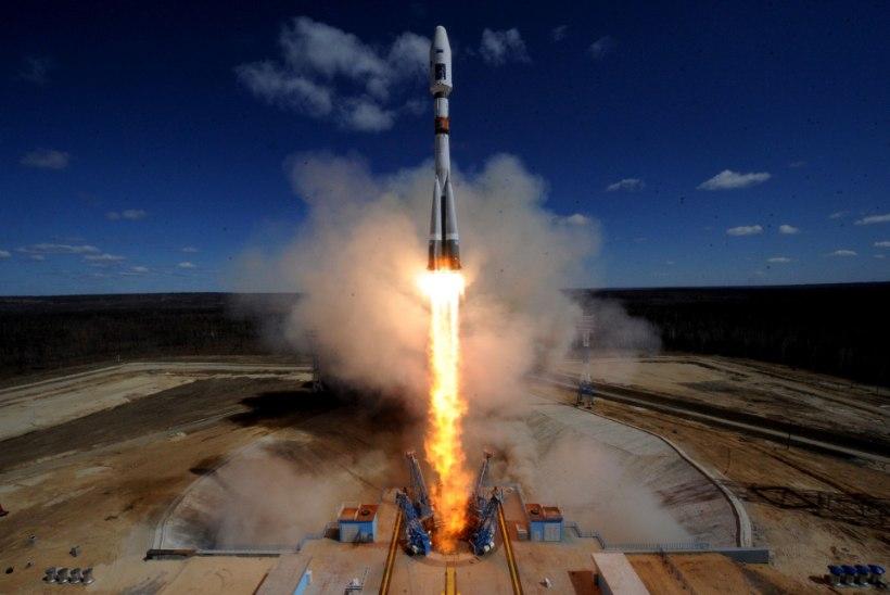 Putin karistas Venemaa kosmosejuhte