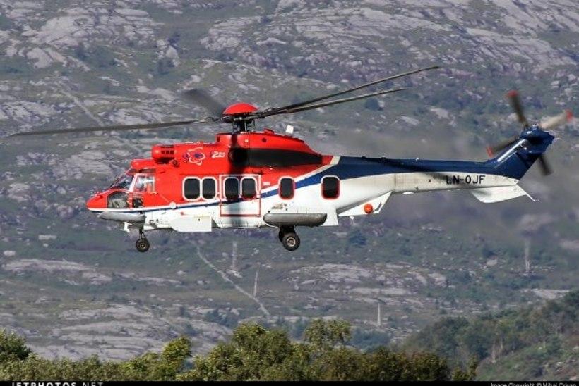 Norras toimus ränk kopteriõnnetus