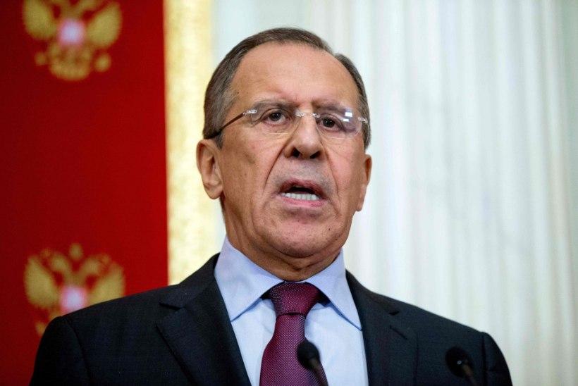 Lavrov hoiatas Rootsit NATOga liitumise eest