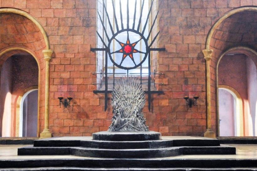 VÕHIKU TEEJUHT: Mis mänge nende troonidega ikkagi mängitakse?