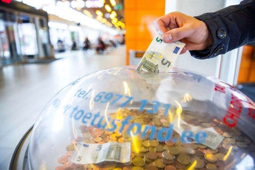 Alatu ja nahaalne: vargad tühjendavad annetuskaste