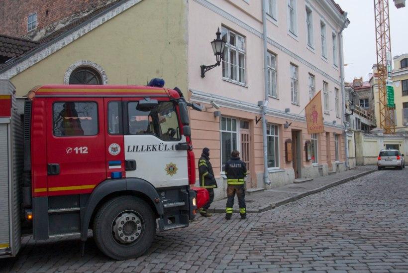 NUKU teatris tõusis suitsu – elektrisüsteem oli tules