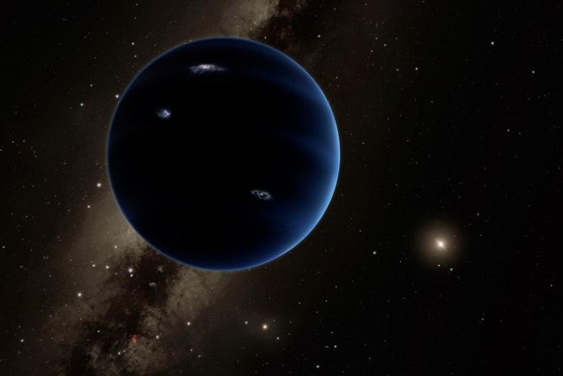 Kas päikesesüsteemi piiril asub veel üks planeet?