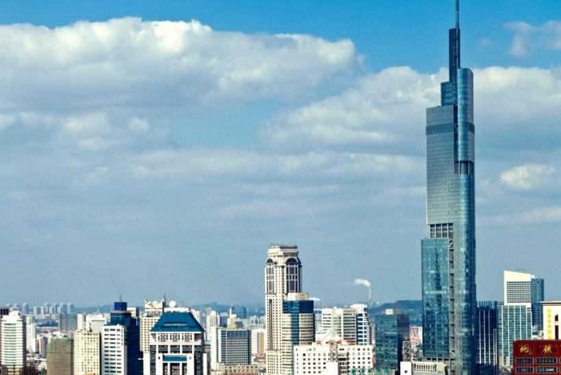 Kui ribadeks inimene suudab pilvi lõhkuda?