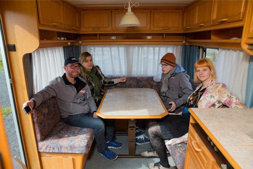 Karavaniga puhkama: haagissuvila sobib rahulikule, matkaauto kärsitule reisisellile