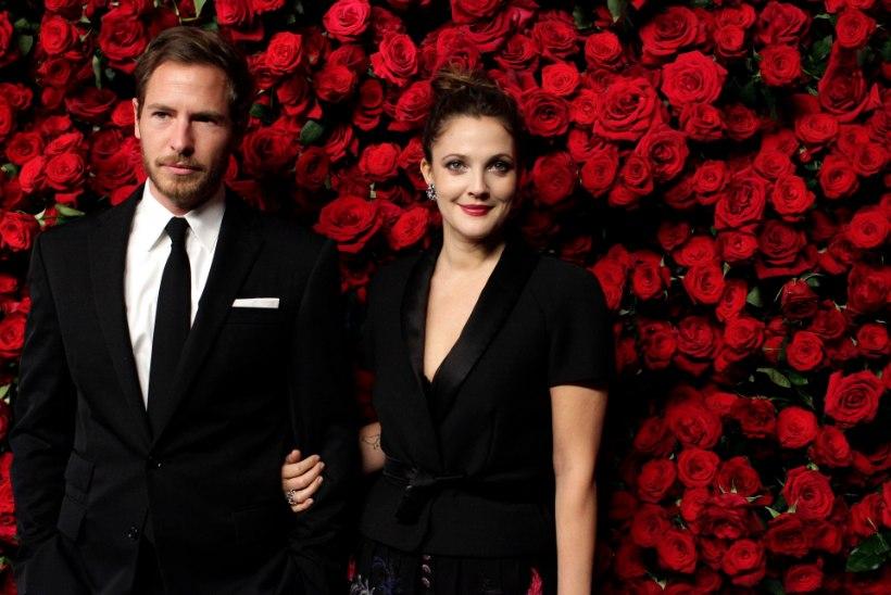Drew Barrymore lahutab kolmanda abielu - lapsed jäävad isale?!