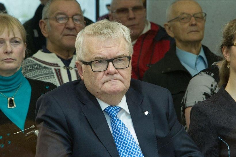 Savisaar: mul pole plaani asuda Kallo asemel Tallinna volikogu juhtima