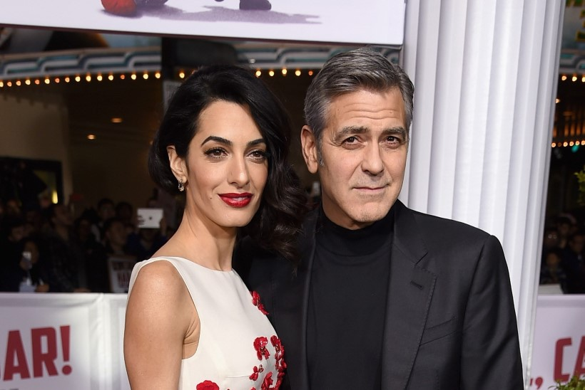 George Clooney: Hello! käitumine on hämmastav