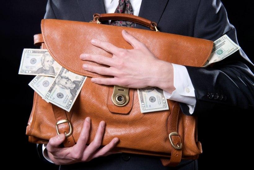 Leke: eestlastel on ligi tuhat maksuvaba salafirmat