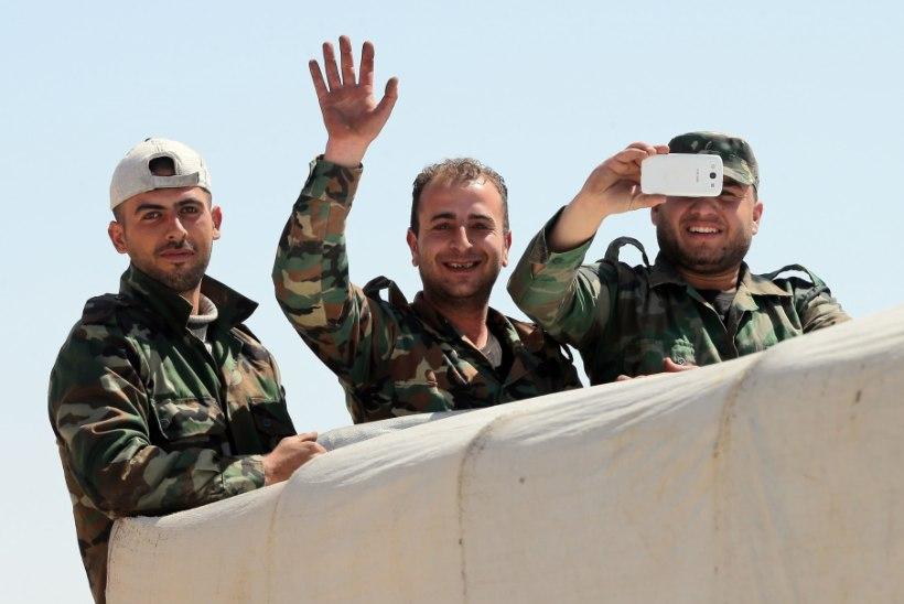 Süürias hukkus juba seitsmes Venemaa sõjaväelane