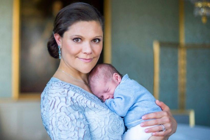 Rootsi printsi ristseteks ei valitudki ajaloolist päeva