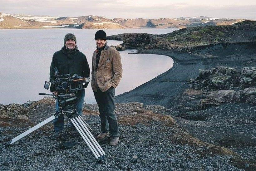 Mart Kivastiku uut filmi vändatakse ka Islandil