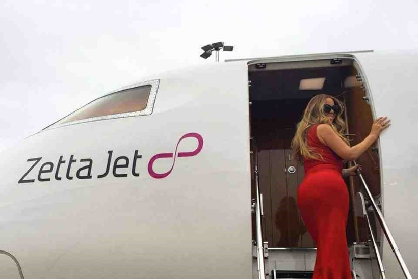 DIIVA EESTIGA TUTVUST EI TEE: õhtul Saku Suurhallis esinev Mariah Carey viibib Tallinnas vaid kontserdi ajal
