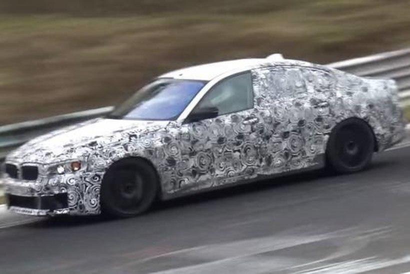 BMW M5 ja M6 on tulevikus ilma manuaalkastita