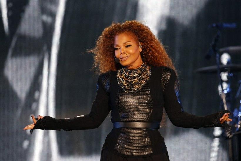 Kas 49aastane Janet Jackson tunnistas äsja rasedust?!