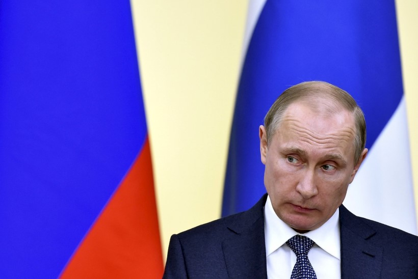 Putin moodustab rahvuskaardi