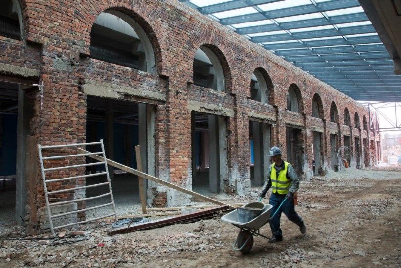 Arsenali keskus: pärast sajandit müüri taga