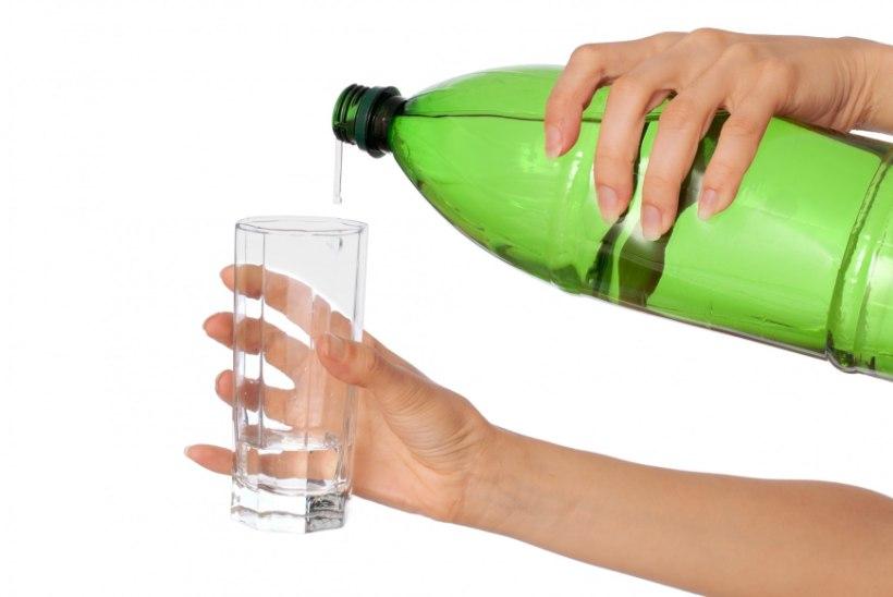 PÕITPITSITAV EKSPERIMENT-VÄLJAKUTSE-DIEET: mees jõi 3,8 liitrit vett päevas